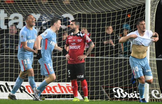 Maintien : Dijon double Guingamp et Caen - lanouvellerepublique.fr