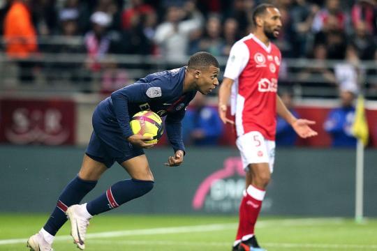 PSG Suffer Shock Loss at Stade Reims Without Suspended Neymar in ... - bleacherreport.com