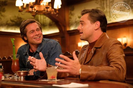 Once upon a time in Hollywood avec Brad Pitt et Di Caprio bientôt dans les salles