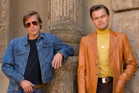 Once upon a time in Hollywood le nouveau film de Tarantino a été présenté à Cannes