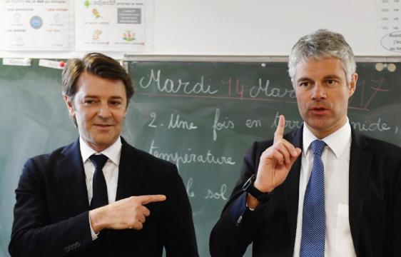 Laurent Wauquiez s'impose comme le leader des Républicains - ladepeche.pf
