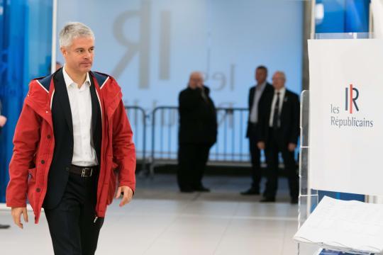 Les Républicains : les critiques internes contre Laurent Wauquiez ... - rtl.fr