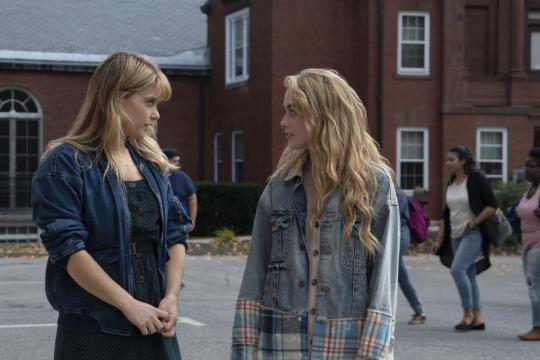 Cassandra y Allie, las que llevaran la responsabilidad mas pesada