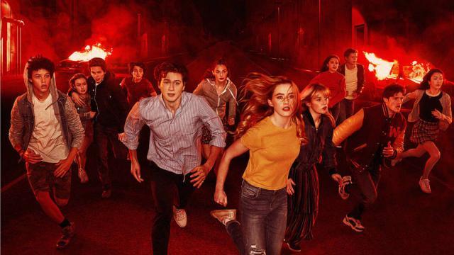 Serie ya disponible en Netflix