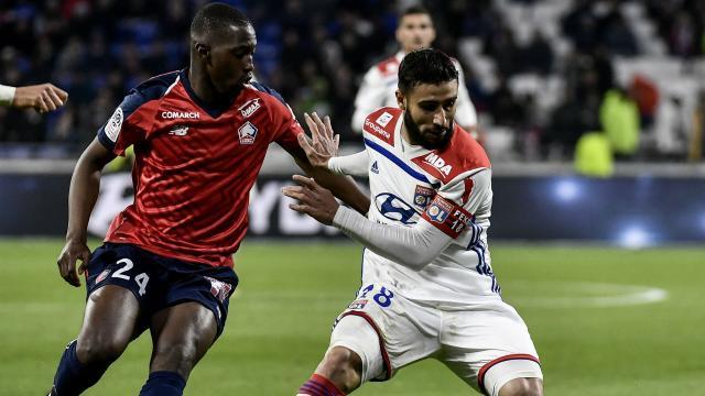 35e journée de Ligue 1 : L'OL cale contre le LOSC, St-Etienne en embuscade