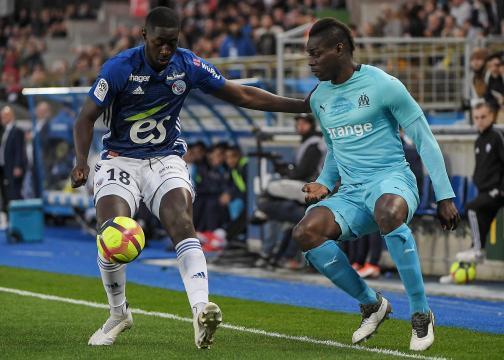 Ligue 1 - Strasbourg 1-1 Marseille, l'OM laisse encore passer sa ... - goal.com