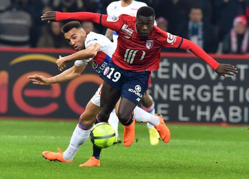 Losc Lyon | Lucas Tousart In Lille Osc V Olympique Lyonnais Ligue 1 - realseolinks.com