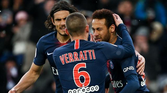 Neymar 50 goals: Brazilian reaches PSG half-century just 57 ... - goal.com