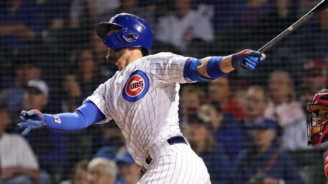 Bryant y los Cubs están de regreso. - mlb.com.