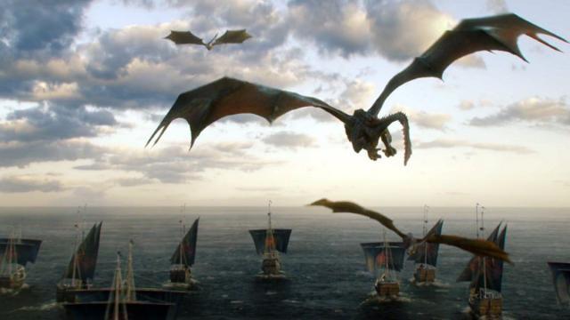 Ci sono altri draghi oltre Drogon?