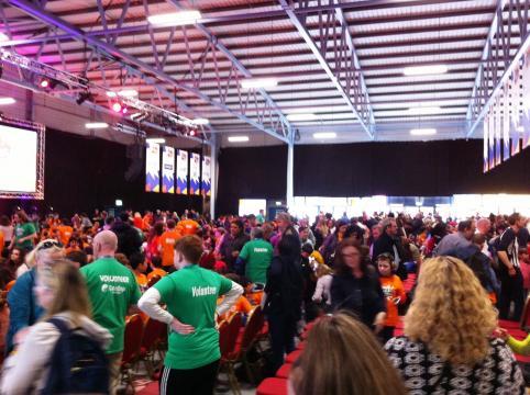 Milhares de jovens em Dublin para apresentar os seus projetos