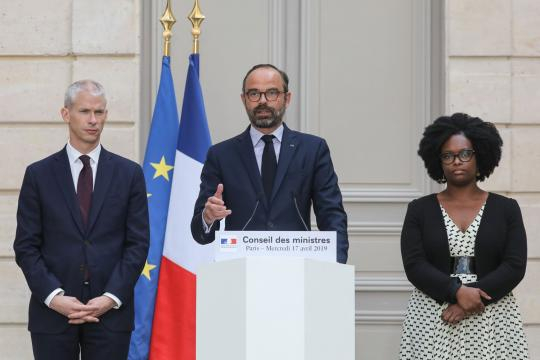 Dons favorisés, concours d'architectes... Le plan du gouvernement ... - lefigaro.fr