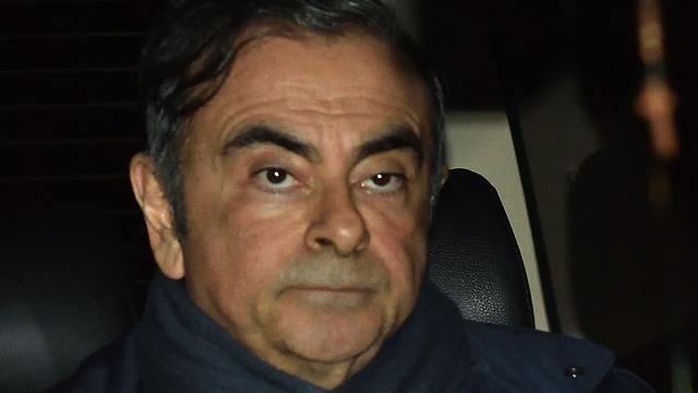 Carlos Ghosn vows he 'will not be broken' after fresh arrest ... - sky.com