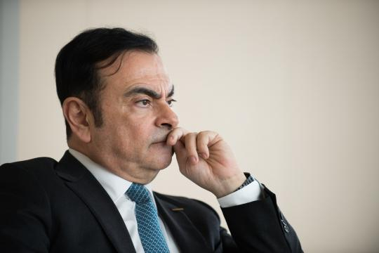 Q&A: Carlos Ghosn on 'Passing the Baton' as Nissan CEO - WSJ - wsj.com