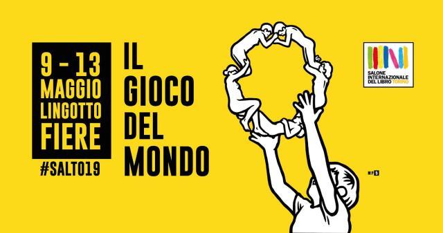 Salone internazionale del libro Torino: logo