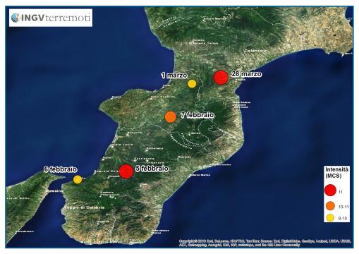 I terremoti nella STORIA: I Borbone di Napoli e il grande ... - wordpress.com