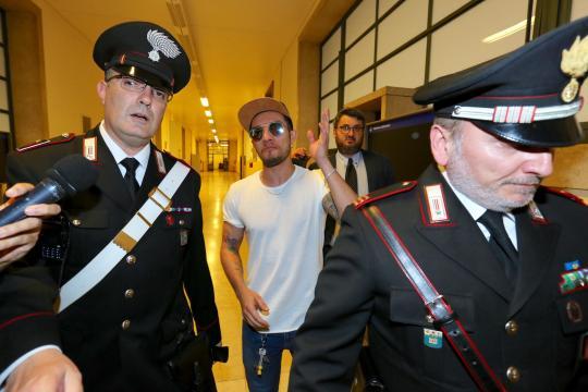 Marco Carta scagionato dall'accusa di furto