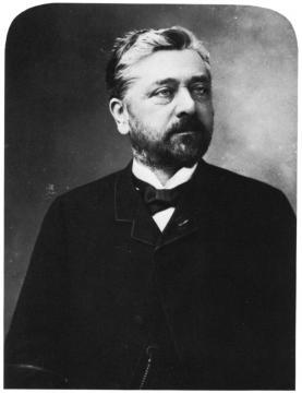 Gustave Eiffel, el ingeniero creador de la Torre