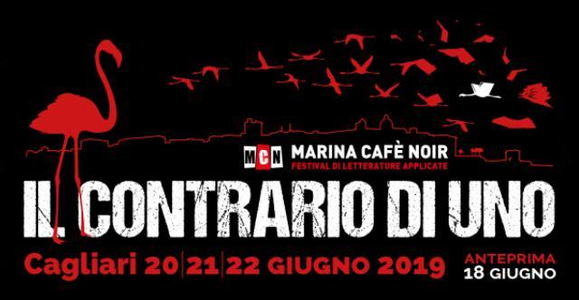 Locandina della diciassettesima edizione di Marina Cafè Noir.