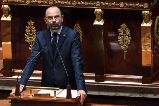 De l'écologie à la baisse d'impôts, Edouard Philippe est passé à l'offensive à l'Assemblée