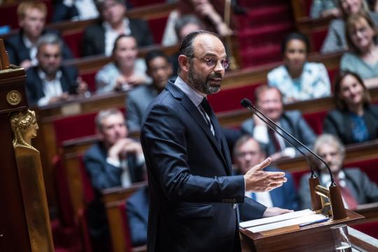 Édouard Philippe promet une « accélération écologique » | SFR Presse - sfr.fr