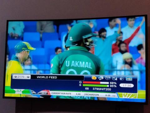 ICC Cricket World Cup 2019 (Image via DTVPak/Screencap)