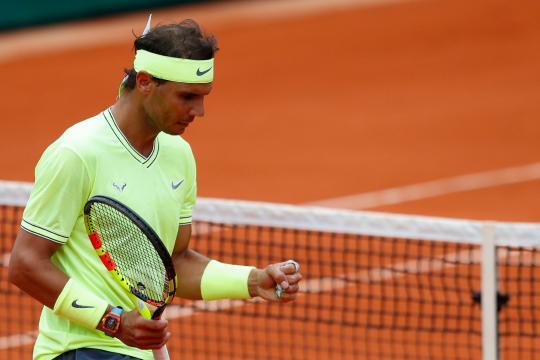Nadal sólo perdió dos sets en todo el torneo. www.worldpice.net
