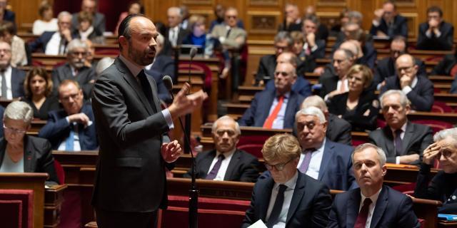 Affaire Benalla : Edouard Philippe boycotte le Sénat, la majorité ... - lejdd.fr