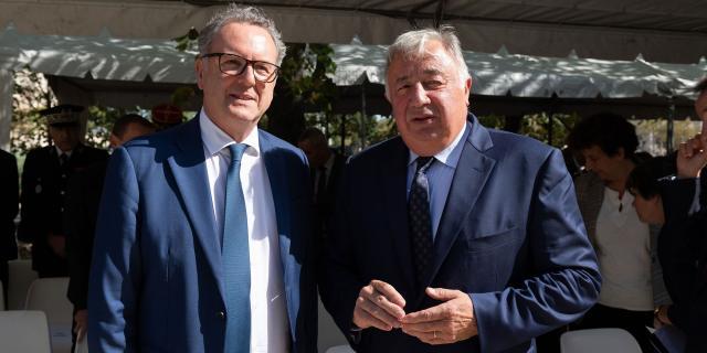 Richard Ferrand et Gérard Larcher vont faire plusieurs ... - lejdd.fr