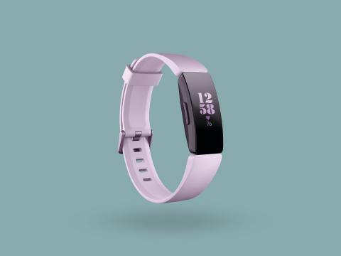 Fitbit Inspire HR fa le stesse cose della Mi Band 4, ma con molta più precisione: non è a colori.