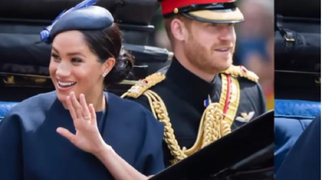 Meghan Markle and Prince Harry's Life as Parents: Everything That's Changed! [Image source/Entertainment Tonight YouTube video]