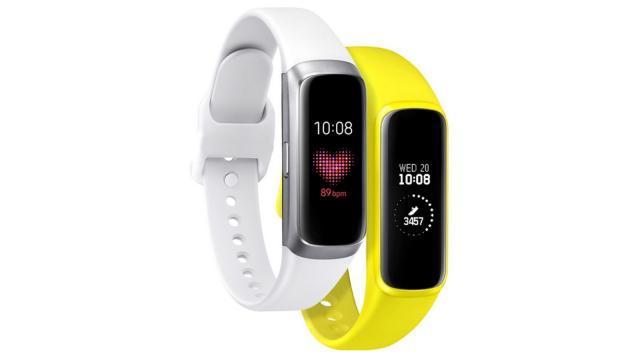 Samsung Galaxy Watch Active e Gear Fit costano più della Mi Band, ma offrono design e software più completo.