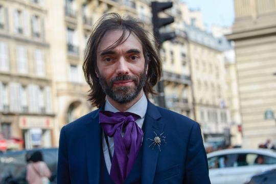 Cédric Villani rêve de Paris la nuit - parismatch.com
