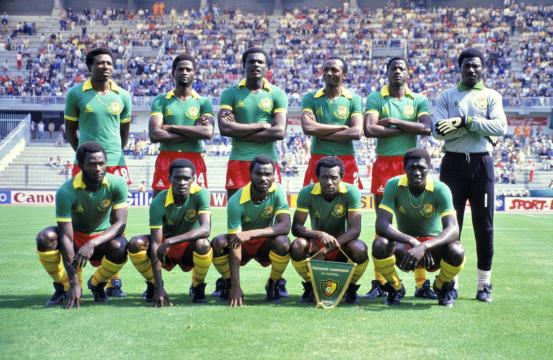 LE COQ SPORTIF AU CAMEROUN C'EST OFFICIEL - afrikafoot - afrikafoot.fr