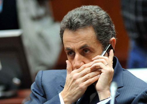 Nicolas Sarkozy de nouveau sous la sellette