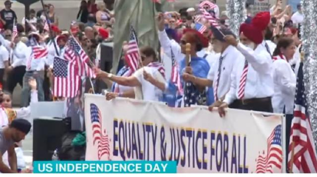 US Independence Day: US celebrates American identity on July 4th. [Image source/TRT World YouTube video]