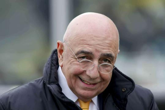 Adriano Galliani | Forza Italian Football - forzaitalianfootball.com