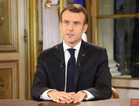 French President Emmanuel Macron promises tax relief, year-end ... - cbsnews.com