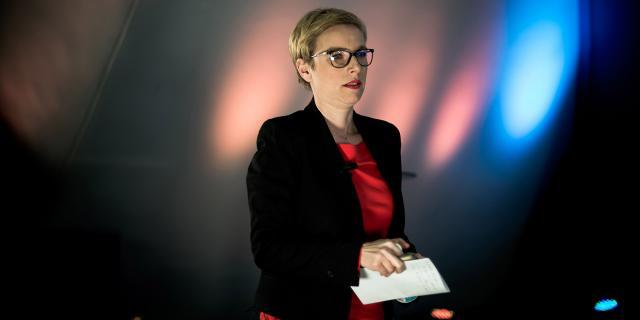 La députée insoumise Clémentine Autain remet en cause