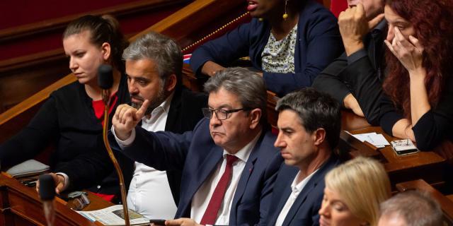 Référendum : les Insoumis en plein embarras stratégique - lejdd.fr