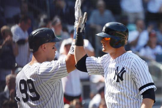 Con el regreso de Judge y Stanton, se esperan aún más HR en el Bronx. www.nypost.com