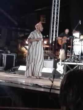Daniel Kollé, cantante camerunense.