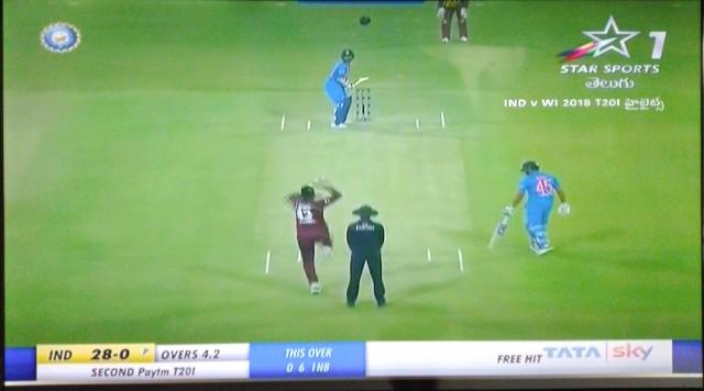 India vs West Indies live streaming on Star Sports (Image via Star Sports)