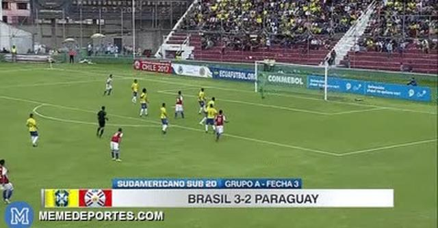 Antecedentes entre Brasil y Paraguay sobran en la Copa América ... - memedeportes.com