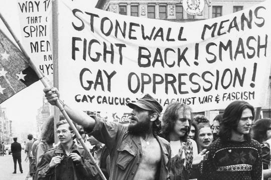 I moti di Stonewall a New York