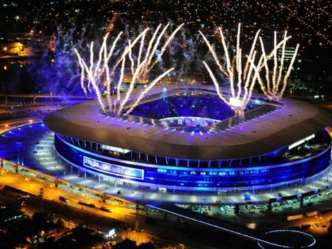 La Arena Do Gremio se prepara para los 4tos de final Brasil 2019 ... - com.ec