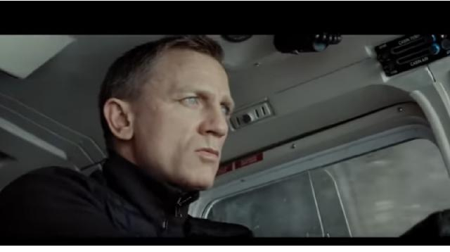 BOND 25 (2020) Official Trailer #1 [Image source/Trending Trailers YouTube video]