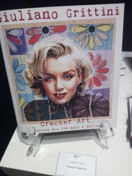 Catalogo della mostra Cracker Art di Giuliano Grittini