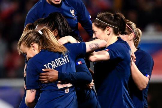 Diretta Mondiali di calcio femminile 2019.