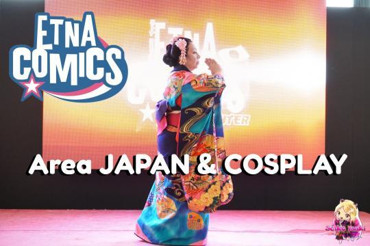 ETNACOMICS 2018: Uno sguardo all'Area Japan - Seiko Yuuki - seikoyuuki.com